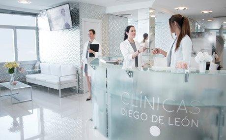 Clínicas Diego de León Cirugía Estética
