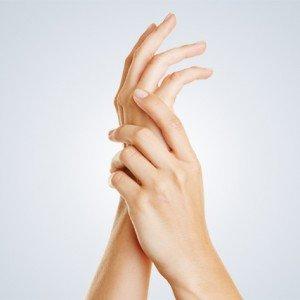 Hiperhidrosis Palmar o sudor de manos