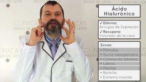 Aplicación de Ácido Hialurónico