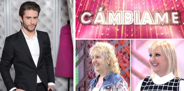 Cámbiame Mari Carmen y Pelayo