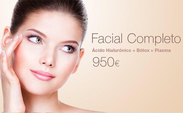 Facial Completo promo