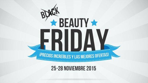 El Black Friday se convierte en Beauty Friday