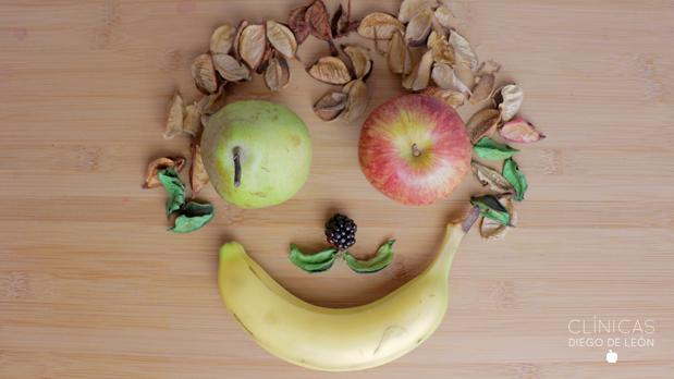 Frutas saludables para otoño