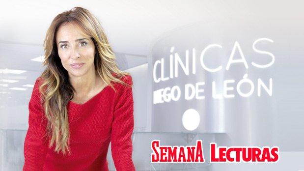 Colaboración de Clínicas Diego de León con la revista Lecturas y Semana
