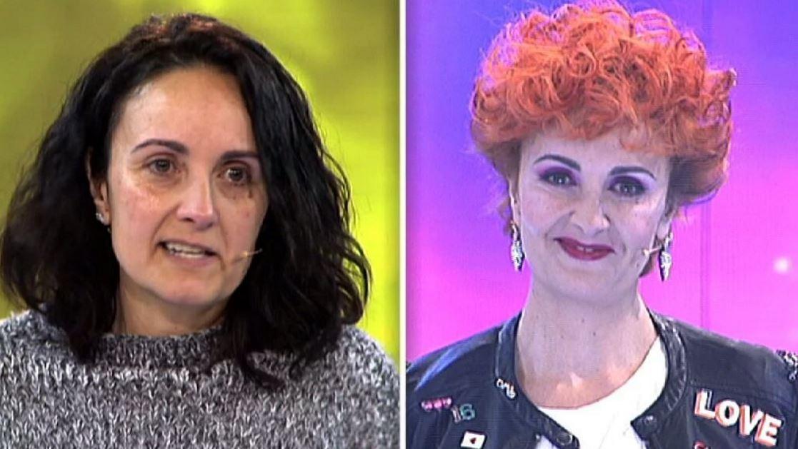 Antes y Después del Cámbiame de Yolanda