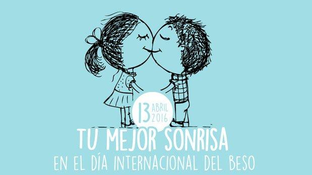 Celebra junto a nosotros el Día Internacional del Beso