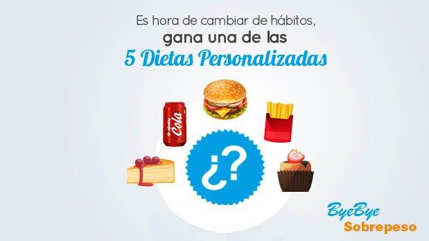 Dieta personalizata gratuita online
