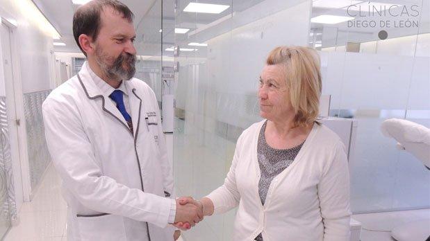 Cámbiame de Josefina en nuestras clínicas