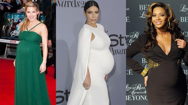 Los cuidados de las mámas famosas tras el parto