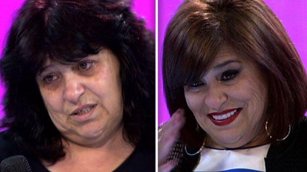 Antes y Después en el Cámbiame Juani