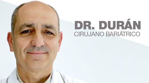 Entrevista con el Doctor Durán, cirujano bariátrico