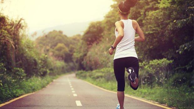 El running es el nuevo deporte de moda.