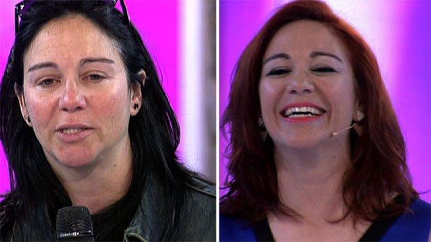 Antes y Después del gran cambio de Beatriz
