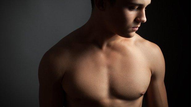 Ginecomastía, la reducción de pechos para hombres