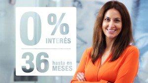 Financiación 0% interés | Clínicas Diego de León