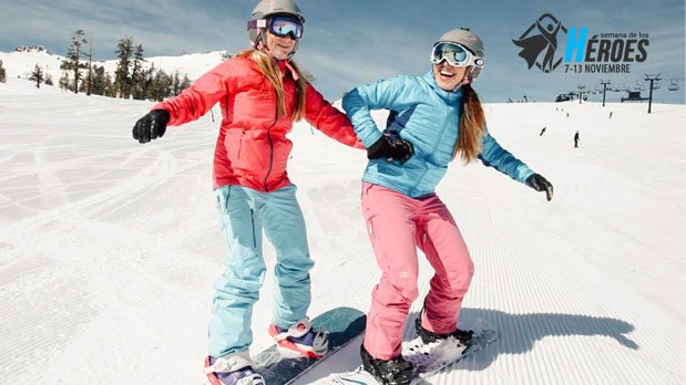 Semana de los Héroes - Deportes para practicar en invierno
