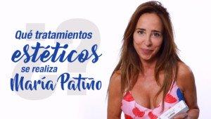 Tratamientos estéticos María Patiño