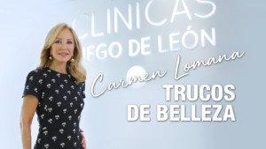 Los secretos de belleza de Carmen Lomana