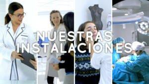 Clínica Estética Madrid - Instalaciones Diego de León