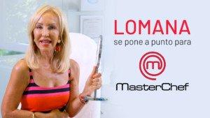 Receta de Belleza de Carmen Lomana para Masterchef Celebrity