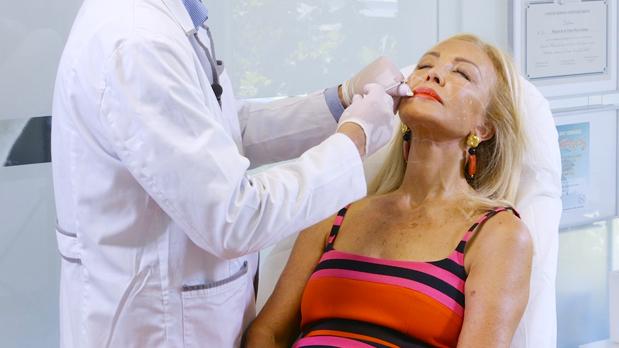 Carmen Lomana Mesoterapia Facial - Clínicas Diego de León