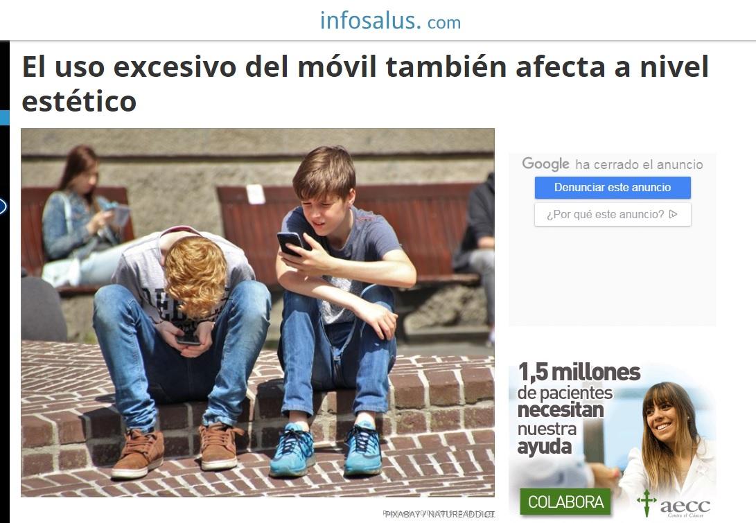 Medicina Estética y uso del smartphone - Clínicas Diego de León
