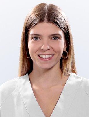 Macarena Lara - enfermera Clínicas Diego de León