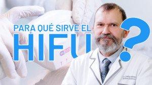 Ultrasonidos HIFU - Vídeo explicativo HIFU Facial y Coporal
