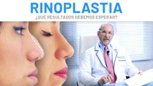 Cómo es la operación de rinoplastia