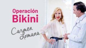 Operación bikini Carmen Lomana