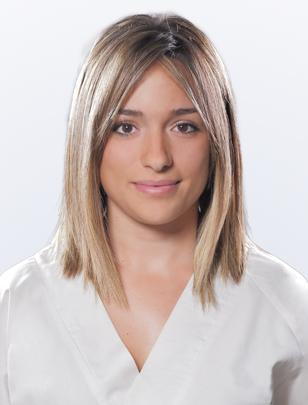Miriam Gómez - enfermera - Clínicas Diego de León