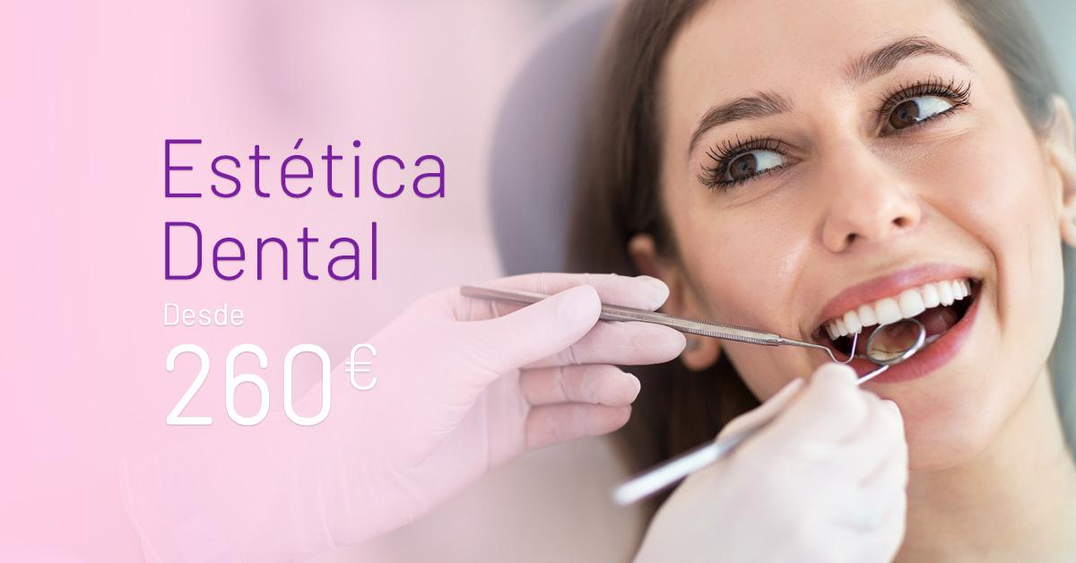 Promoción Estetica Dental - Clínicas Diego de León