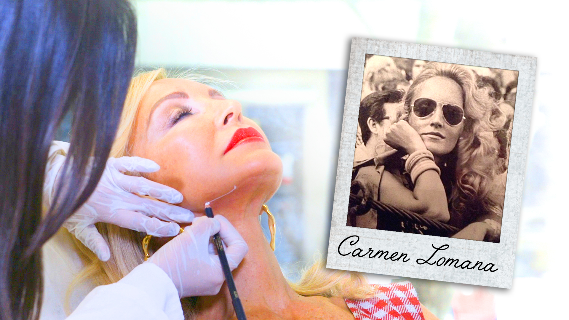 Hilos Silhouette Soft: Efecto Beauty Flashback de Carmen Lomana