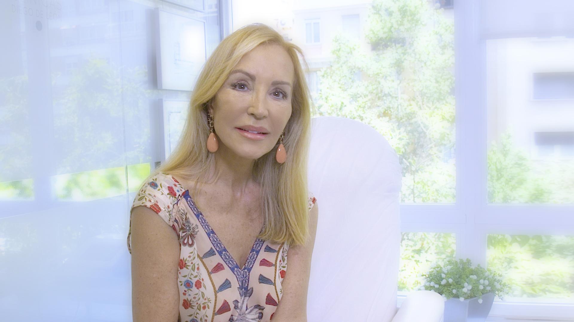 ¿Cuál es el #BeautySecret de Carmen Lomana para lucir impecable en Marbella?