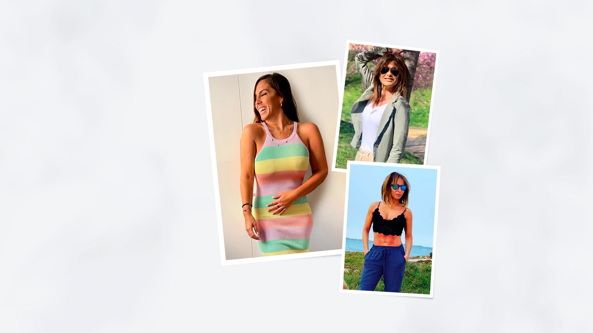 Remodelación corporal 360: María Patiño, Gema López y Anabel Pantoja